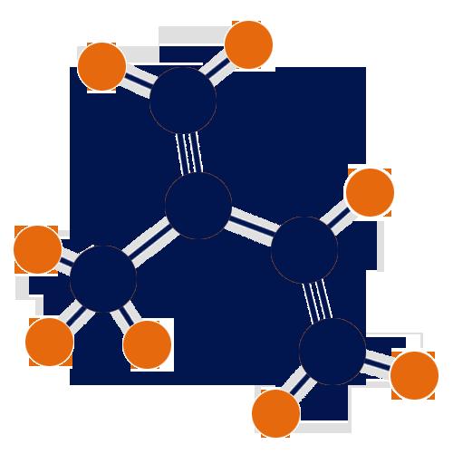 EPDM molecule