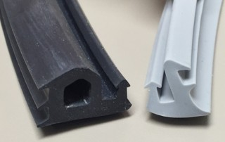 EPDM and Silicone - choosing the right material for the job