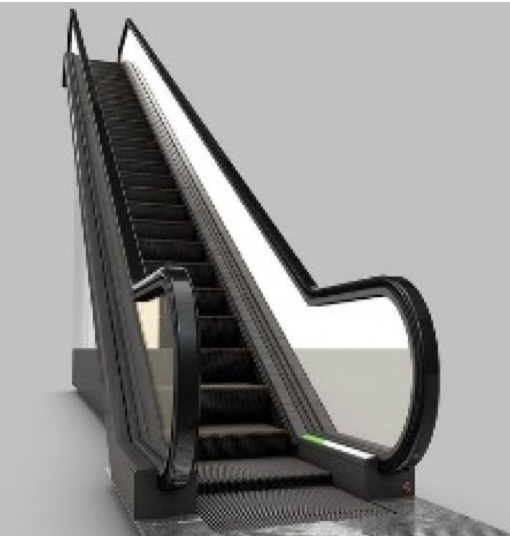 Escalator Rubber Parts